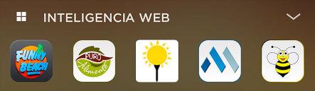 Iconos para dispositivos